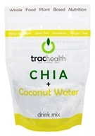 TracHealth - Chia + Coconut Water Drink Mix - 8 oz.