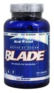 Blue Star Nutraceuticals - Blade Pharmaceutical Grade Fat Burner - 120 Capsules