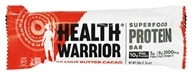 Health Warrior - Superfood Protein Bar Peanut Butter Cacao - 1.76 oz.
