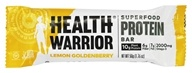 Health Warrior - Superfood Protein Bar Lemon Goldenberry - 1.76 oz.