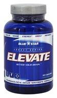 Blue Star Nutraceuticals - Elevate Pharmaceutical Grade Nootropic Formula - 60 Capsules