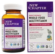 New Chapter - Perfect Postnatal Multivitamin - 192 Tablets