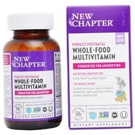 New Chapter - Perfect Postnatal Multivitamin - 96 Tablets