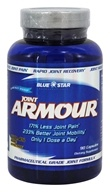 Blue Star Nutraceuticals - Joint Armour Pharmaceutical Grade Joint Formula - 90 Capsules