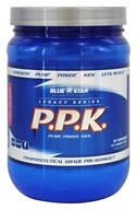 Blue Star Nutraceuticals - P.P.K. Pharmaceutical Grade Pre-Workout Pink Lemonade 30 Servings - 342 Grams