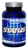 Status Testosterone Booster - 90 Capsules Status Pharmaceutical Grade Test Booster