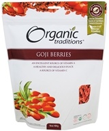 Organic Traditions - Goji Berries - 16 oz.