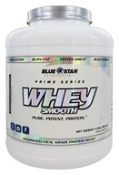 Blue Star Nutraceuticals - Whey Smooth Pharmaceutical Grade Protein Shake Chocolate Covered ...