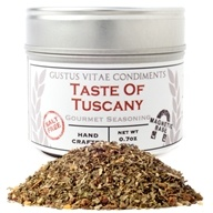 Gustus Vitae - Taste of Tuscany Seasoning - 0.7 oz.