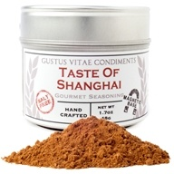 Gustus Vitae - Taste of Shanghai Seasoning - 1.7 oz.
