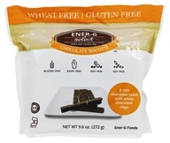 Ener-G - Select Biscotti Chocolate - 9.6 oz.