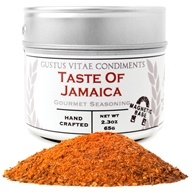 Gustus Vitae - Taste of Jamaica Seasoning - 2.3 oz.
