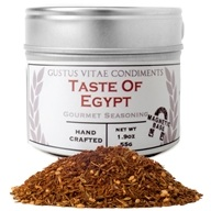 Gustus Vitae - Taste of Egypt Seasoning - 1.9 oz.