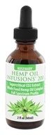 CBD Infusions - Cannibidiol Rich Hemp Oil With Supercritical CO2 Rosemary Oil 200 mg. - 2 oz.