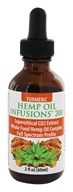 CBD Infusions - Cannibidiol Rich Hemp Oil With Supercritical CO2 Turmeric Oil 200 mg. - 2 oz.