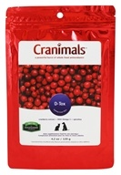 Cranimals - Organic Cranberry Extract Detox Pet Supplement - 4.2 oz.