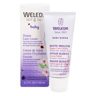 Weleda - Baby Derma White Mallow Diaper Rash Cream - 1.9 oz.