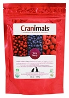 Cranimals - Organic Cranberry Extract Very Berry Pet Supplement - 4.2 oz.