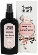 Nourish - Rejuvenating Rose Hip & Rosewater Body Oil Mist - 3 oz. LUCKY PRICE