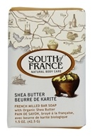 South of France - French Milled Vegetable Bar Soap Shea Butter - 1.5 oz.
