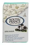 South of France - French Milled Vegetable Bar Soap Cote D'azur - 1.5 oz.