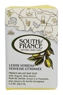 South of France - French Milled Vegetable Bar Soap Lemon Verbena - 1.5 oz.
