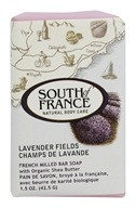 South of France - French Milled Vegetable Bar Soap Lavender Fields - 1.5 oz.