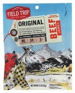 Field Trip - All Natural Gluten-Free Beef Jerky Original - 2.2 oz.