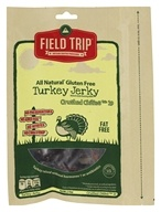 Field Trip - All Natural Gluten Free Turkey Jerky Crushed Chilies - 2.2 oz.