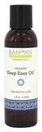 Banyan Botanicals - Organic Sleep Easy Oil - 4 oz.