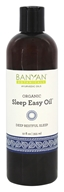 Banyan Botanicals - Organic Sleep Easy Oil - 12 oz.