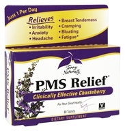EuroPharma - Terry Naturally PMS Relief - 60 Tablets