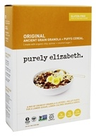 Purely Elizabeth - Organic Ancient Granola Cereal and Puffs Original - 8 oz.