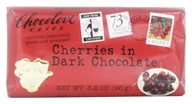 Chocolove - Organic Dark Chocolate Bar Cherries - 3.2 oz.