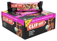 Clif Bar - Organic Trail Mix Bar Dark Chocolate Pomegranate Raspberry - 12 Bars