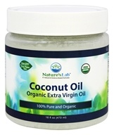 Nature's Lab - Organic Coconut Oil - 16 oz.