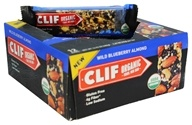 Clif Bar - Organic Trail Mix Bar Wild Blueberry Almond - 12 Bars