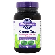 Oregon's Wild Harvest - Green Tea - 90 Vegetarian Capsules