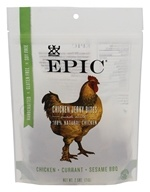 Epic - Gluten Free Chicken Jerky Bites - 2.5 oz.