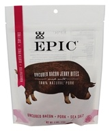 Epic - Gluten Free Uncured Bacon Jerky Bites - 2.5 oz.