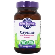 Oregon's Wild Harvest - Cayenne - 90 Vegetarian Capsules