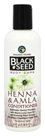 Amazing Herbs - Black Seed Henna & Amla Conditioner - 8 oz.