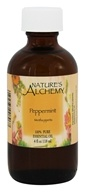Nature's Alchemy - 100% Pure Essential Oil Peppermint - 4 oz.