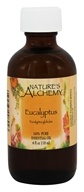 Nature's Alchemy - 100% Pure Essential Oil Eucalyptus - 4 oz.