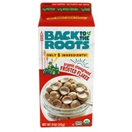 Back to the Roots - Organic Stoneground Flakes Cereal - 11 oz.