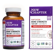 New Chapter - Bone Strength Take Care - 90 Slim Tablets