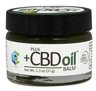 Plus CBD Oil - Total Plant Complex Balm - 1.3 oz.