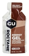 GU Energy - GU Roctane Energy Gel Sea Salt Chocolate - 1.1 oz.