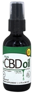 Plus CBD Oil - Total Plant Complex 1mg Spray Unflavored - 2 oz.