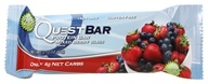 Quest Nutrition - Quest Bar Protein Bar Mixed Berry Bliss - 2.12 oz.
